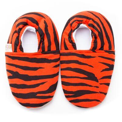Imagem 1 do produto Pantufa Little Tiger - Cara de Criança - P2357 TIGRE P PANTUFA M/MALHA -23/24
