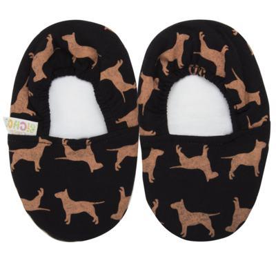 Imagem 1 do produto Pantufa Bull Terrier - Cara de Criança