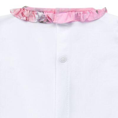 Imagem 5 do produto Vestido c/ Body curto para bebê Floral - Roana