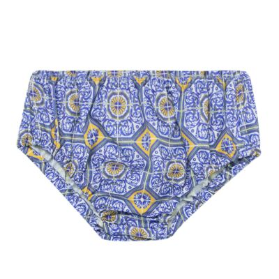 Imagem 3 do produto Vestido c/ calcinha para bebe Azulê - Roana - 24042059022 VESTIDO C/CALCINHA AZUL-M