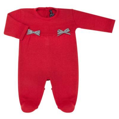 Imagem 1 do produto Macacão longo para bebe em tricot Sailor - Mini Sailor