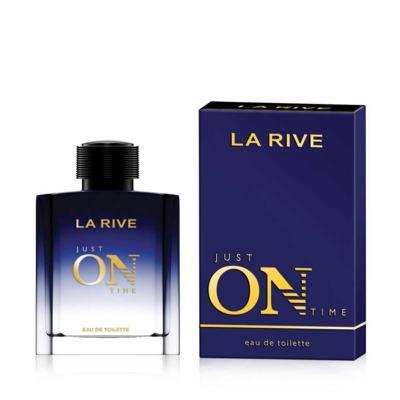 Imagem 1 do produto Perfume La Rive Just On Time Masculino Eau de Toilette 100ml