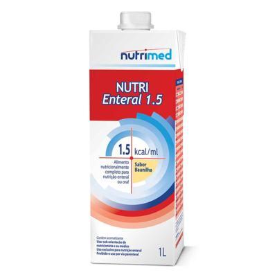 Nutri Enteral 1.5 Sabor Baunilha 1L