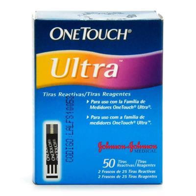 Imagem 1 do produto Onetouch Ultra Johnson's 2 X 50 Tiras