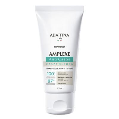 Imagem 1 do produto Amplexe Caspa Oleosa Ada Tina - Shampoo Anticaspa - 200ml