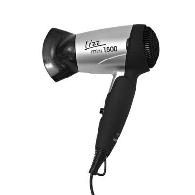 Imagem 2 do produto Kit Secador Lizz Mini 1500 Bivolt + Protetor Solar Coppertone Ultra Guard FPS 30 200ml + Nécessaire
