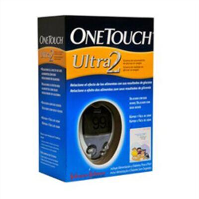 Imagem 1 do produto Aparelho Monitor Glicemia Johnson's One Touch 2