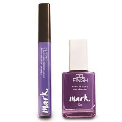 Presente Maquiagem Mark - Violeta