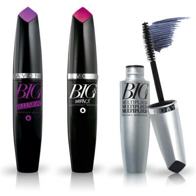 Imagem 1 do produto Kit Máscaras Big & Illusion + Big & Impact + Big & Define