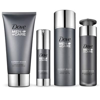 Imagem 5 do produto Kit Dove Men Creme De Barbear + Óleo Pré Barbear + Pós Barba + Creme Esfoliante