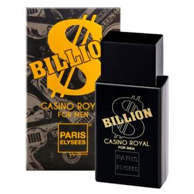 Perfume Masculino Paris Elysses Billion Casino Royal Eau de Toilette - 100ml