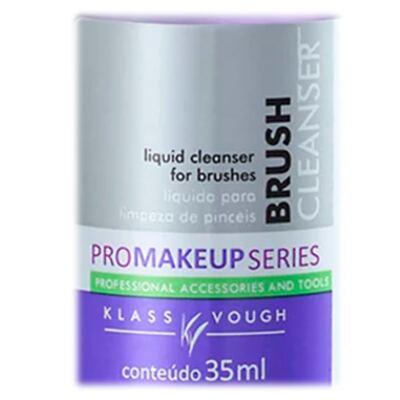 Imagem 2 do produto Brush Cleanser Klass Vough - Líquido Limpador de Pincéis - 35ml