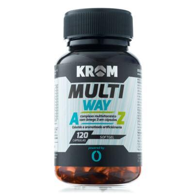 Imagem 1 do produto Multi Way Krom 120 Cápsulas