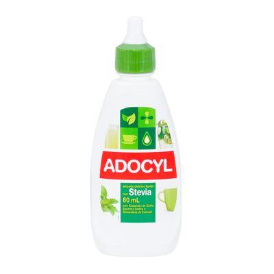 Imagem 1 do produto Adoçante Líquido Adocyl Stevia 80ml