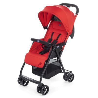 Imagem 1 do produto Carrinho de bebê OhLalà Paprika - Chicco - CH8033 Carrinho OhLala Paprika