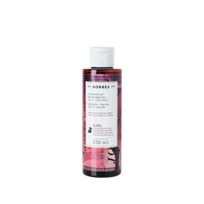 Imagem 4 do produto Rosa Japonesa Korres - Sabonete Líquido - 250ml