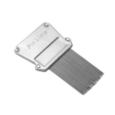 Imagem 1 do produto Pente Fino de Aço Pio-Limp Extrator de Piolhos e Lêndeas