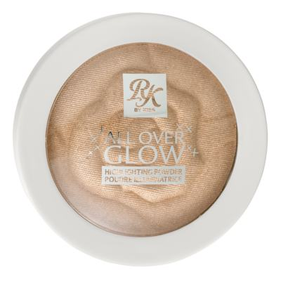 Pó Facial Iluminador RK by Kiss - All Over Glow - Champagne Glow