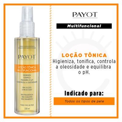 Imagem 2 do produto Loção Tônica Facial Multifuncional Payot - Acnederm - 220ml
