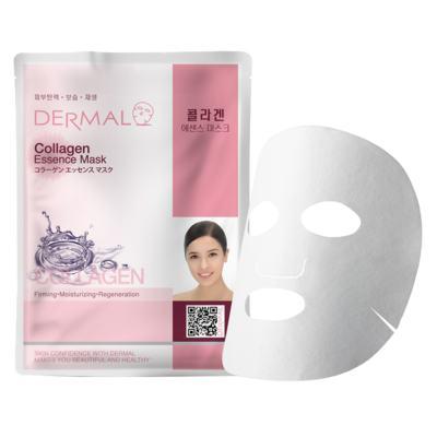 Máscara Facial Antirrugas Dermal - Colágeno - 23g