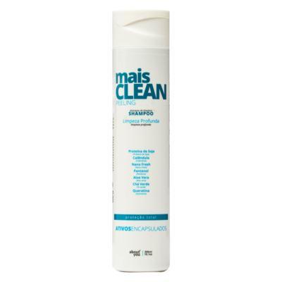 Imagem 1 do produto Shampoo Peeling About You - Mais Clean - 300ml