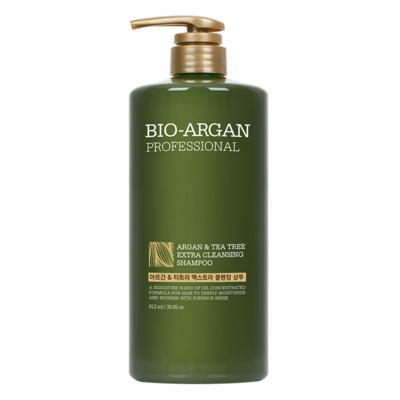Elastine Bio Argan & Teatree - Shampoo Profissional - 912ml