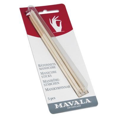 Mavala Manicure Sticks - Empurrador de Cutículas - 5 Un