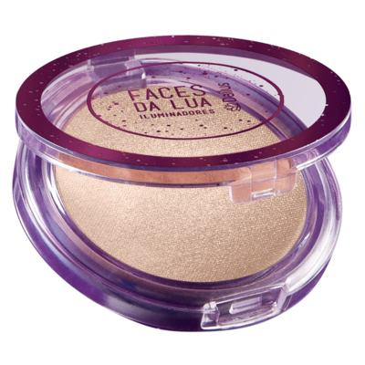 Iluminador Compacto Faces da Lua Dailus Color - 02 Livre Lua Nova