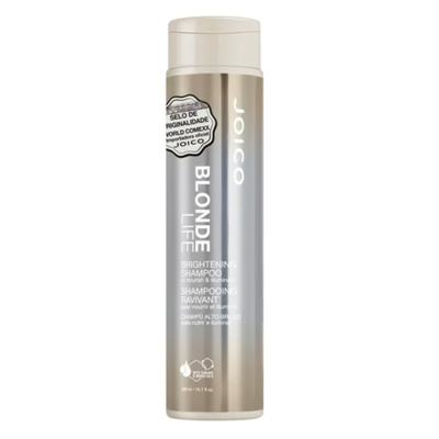 Imagem 3 do produto Joico Blonde Life Brightening Kit - Máscara + Condicionador + Shampoo - Kit