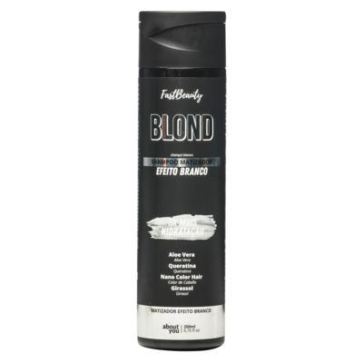 Imagem 1 do produto About You Fast Beauty Blond - Shampoo Matizador Efeito Branco - 300ml