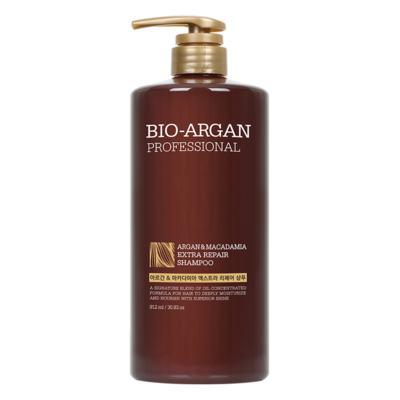 Imagem 1 do produto Elastine Bio Argan & Macadâmia - Shampoo Profissional - 912ml