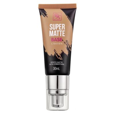 Imagem 1 do produto Base Líquida RK by Kiss - Super Matte - Avelã