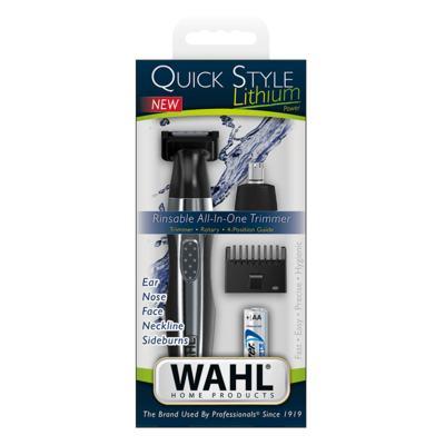 Imagem 3 do produto Aparador De Pelos Wahl - Clipper Quickstyle - 1 Un