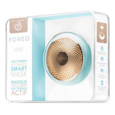 Imagem 1 do produto Aparelho de Aplicação de Máscara Faciais Foreo - UFO Mint - 1 Un