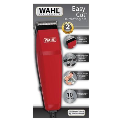 Imagem 3 do produto Máquina de Corte Wahl - Clipper Easy Cut Vermelha - 220V