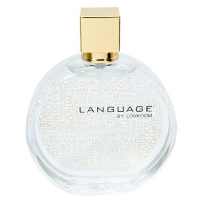 Imagem 1 do produto Language Lonkoom - Perfume Feminino - Eau de Parfum - 100ml