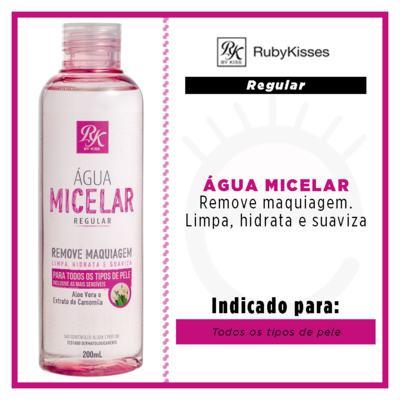 Imagem 2 do produto Água Micelar Regular - RK by Kiss - 200ml