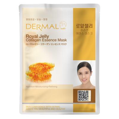 Imagem 3 do produto Máscara Facial Antioxidante Dermal - Colágeno com Geléia Real - 23g