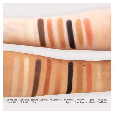 Imagem 4 do produto Alternative Rock Volume 2 ThaBalm - Paleta de Maquiagem - 1 Un