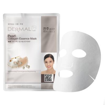 Imagem 1 do produto Máscara Facial Iluminadora Dermal - Colágeno com Pó de Pérola - 23g