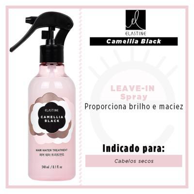 Imagem 2 do produto Revitalizador Cameliablack Elastine - Spray Tratamento - 240ml