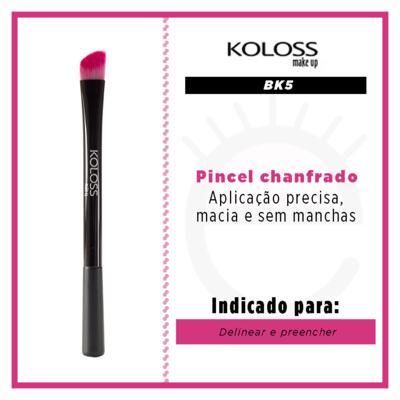 Imagem 2 do produto Pincel Chanfrado para Sombra Koloss - 1 Un