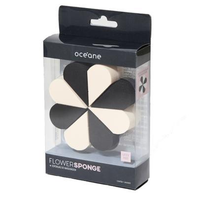 Imagem 1 do produto Esponja para Maquiagem Océane - Flower Sponge - 1 Un