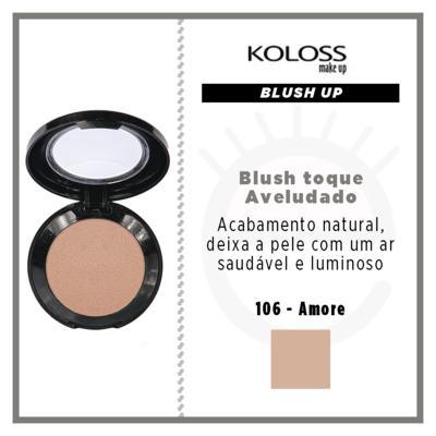 Imagem 4 do produto Blush Koloss Up - 106 Amore
