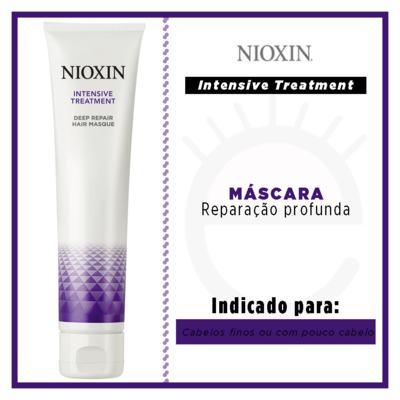 Imagem 2 do produto Máscara Nioxin Deep Repair - 150ml