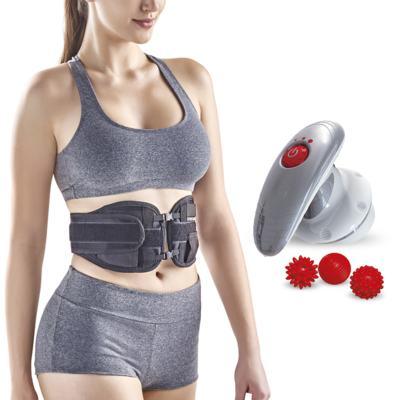 Tonificador Muscular Sport Elec Body Control System + Massageador Spin Doctor Remington - | 220v