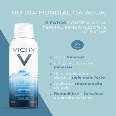 Imagem 7 do produto Eau Thermale Vichy - Água Termal - 150ml
