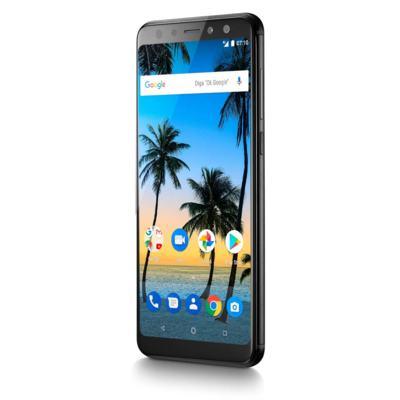 """Imagem 5 do produto Smartphone Multilaser MS80 4GB RAM + 64GB Tela 5,7"""" HD+ Android 7.1 Qualcomm Dual Câmera 20MP+8MP Preto - P9066 - P9066"""