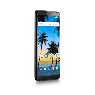 """Imagem 6 do produto Smartphone Multilaser MS80 4GB RAM + 64GB Tela 5,7"""" HD+ Android 7.1 Qualcomm Dual Câmera 20MP+8MP Preto - P9066 - P9066"""