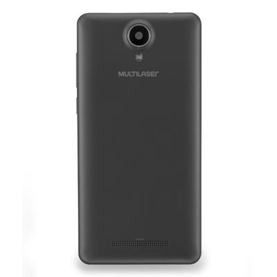 "Imagem 4 do produto Smartphone MS50S Colors 3G Tela IPS de 5"" Android 6 Dual Câmera 5+8MP Multilaser Preto - NB704 - NB704"